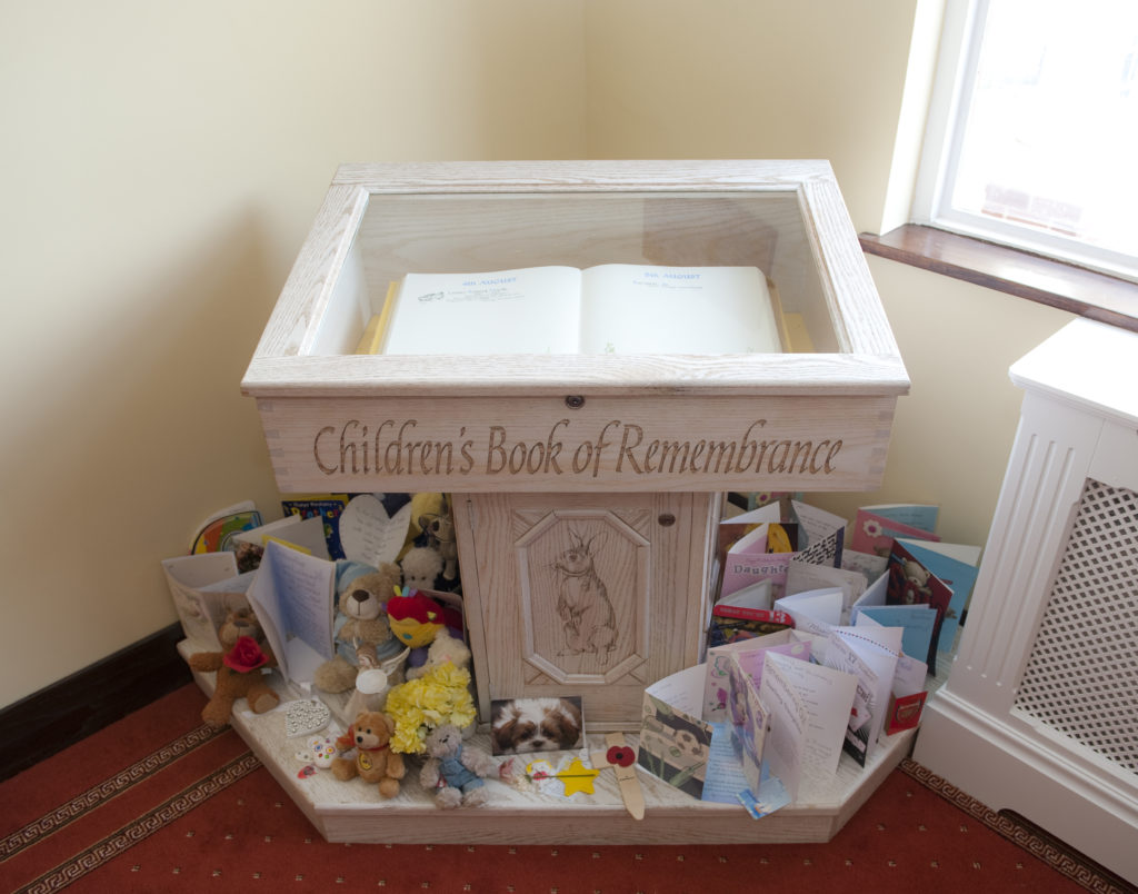 Childrens' Book of Remembrance